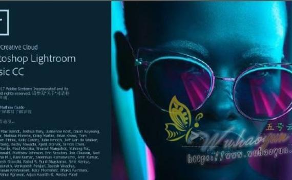 Adobe Photoshop Lightroom cc 2019v2.0.1中文破解版