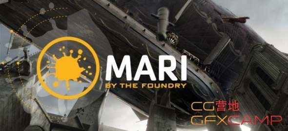 3D纹理贴图制软件 The Foundry Mari 4.1v2 Win/Linux XFORCE注册机破解版