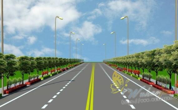 纬地道路系统演示教程