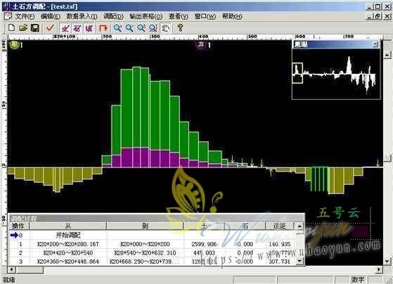 纬地土石方可视化调配系统2.5破解版