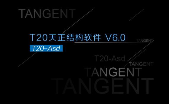 天正结构T20 V6.0(最新)