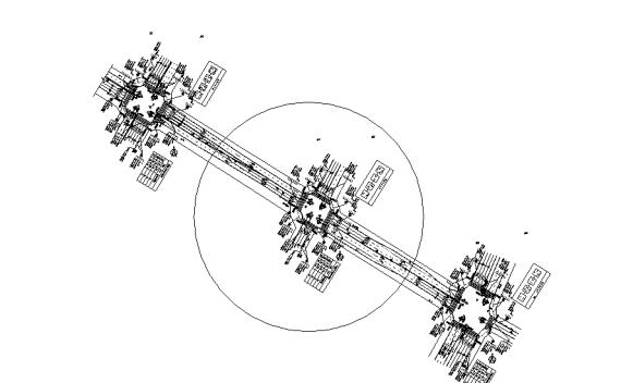 交通信号设施工程图纸