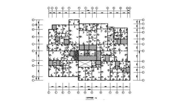 12层小高层自建房私宅全套施工图2019