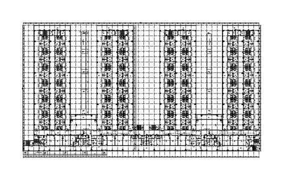 武汉雷神山医院电气施工图(水暖电)