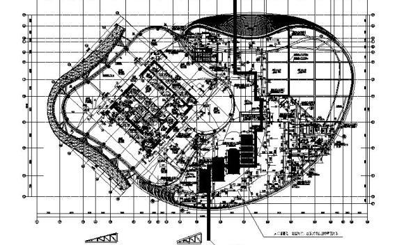 [北京]知名资本大厦太阳能热水工程图纸