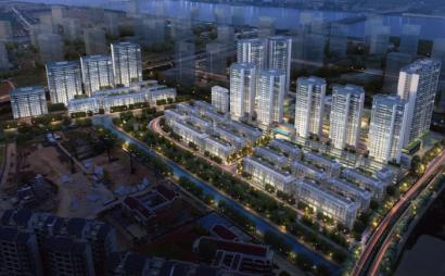 广州现代高层+合院+办公+商墅豪宅项目文本