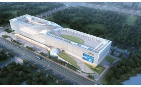 山东省科技馆新馆结构设计与分析2020