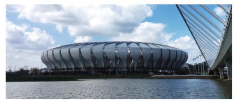 黄石奥林匹克体育中心体育场结构设计2020