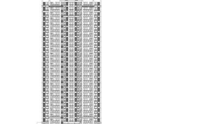 总建面30万平住宅1-3,5-9,10-12幢楼建施