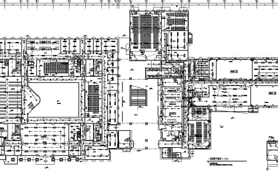 重庆某大学新建实验综合楼全专业施工图