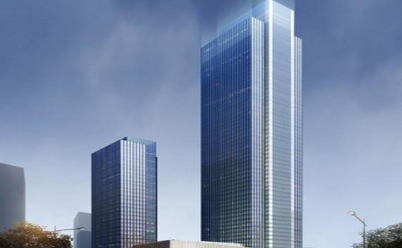 65层商业办公楼钢结构工程施工组织设计