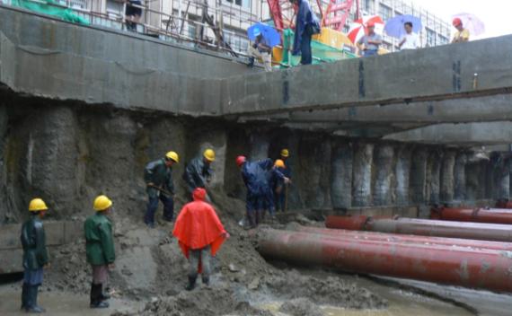 建筑工程基坑风险及质量控制措施