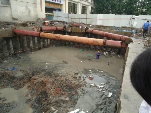 建筑工程基坑风险及质量控制措施-坑底管涌