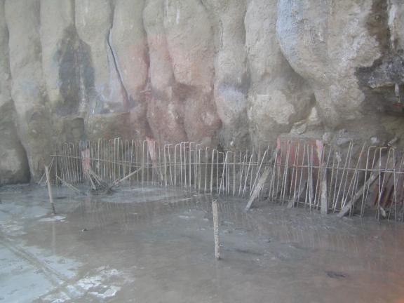 建筑工程基坑风险及质量控制措施-流砂