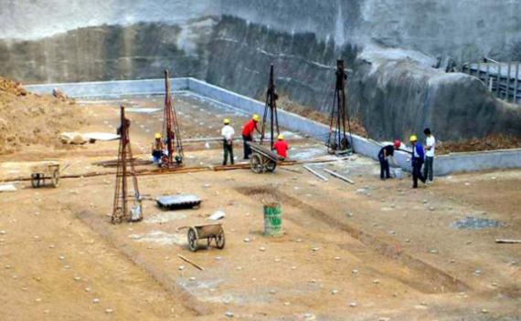 土木工程施工-第4讲-基坑验槽及地基加固处