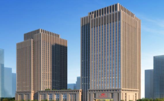 36层框架核心筒商务楼基础工程施工方案