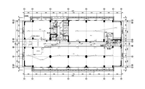 中铁_十六层办公楼电气施工图(2020.6)