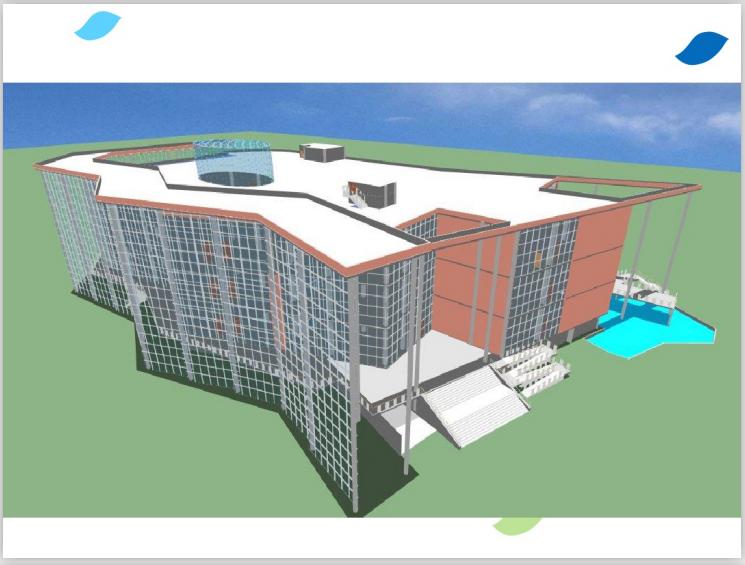 建筑设计院BIM基础知识培训(66页)-展览馆