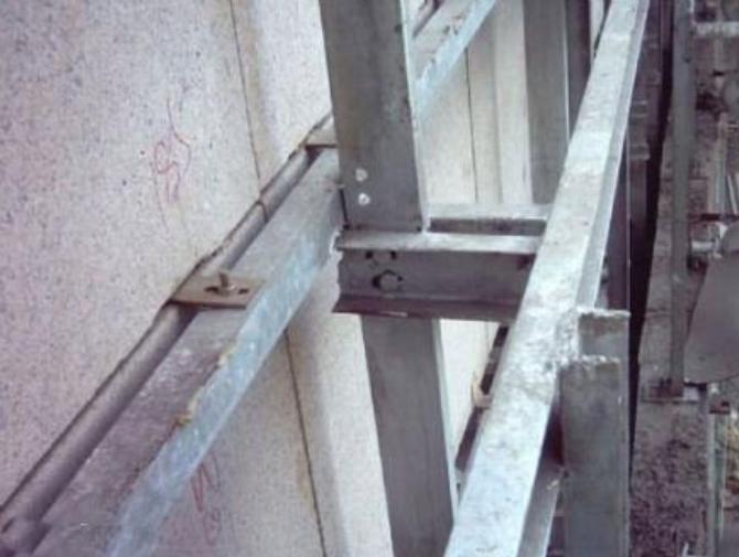 干挂石材工程常见问题及安全案例分析(PPT)-干挂石材工程常见问题及安全案例分析