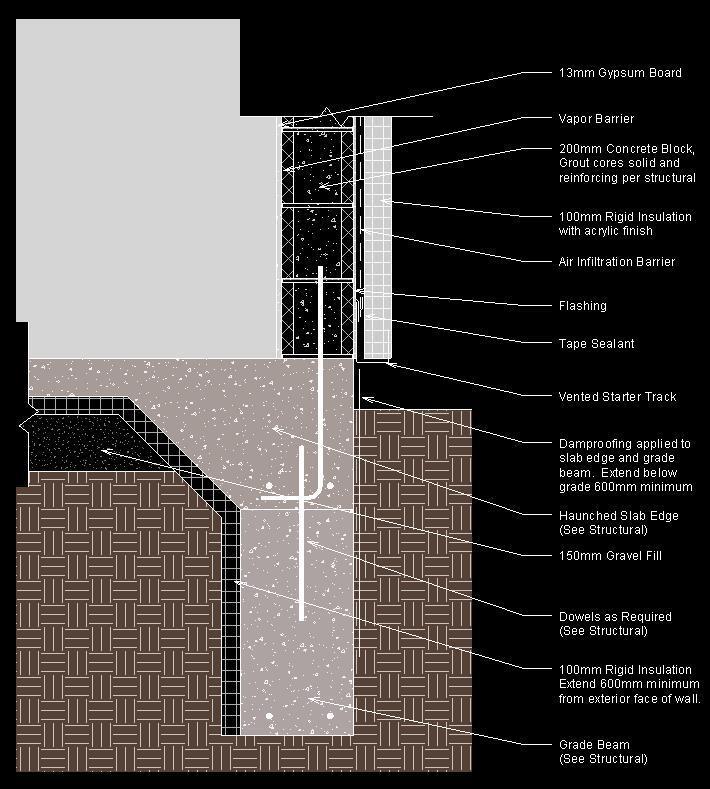 多层办公楼revit模型_7